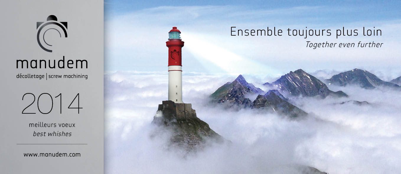 Ensemble toujours plus loin - Together even further